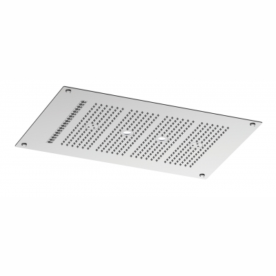 "CURA 22"" x 15"" recessed rainhead"