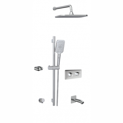Shower faucet INABOX2G – CalGreen compliant option