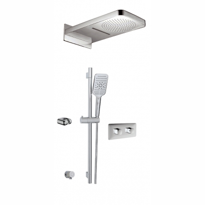 Shower faucet INABOX4G – CalGreen compliant option