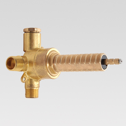 Independent diverter and shut-off valve