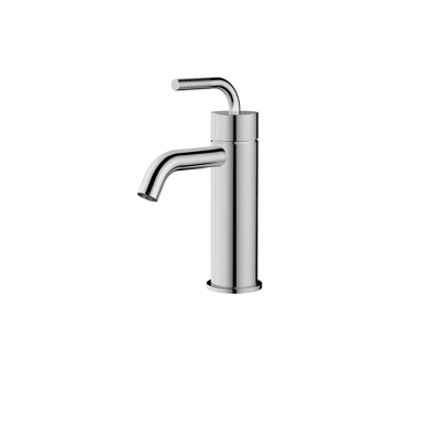 Single-hole lavatory faucet