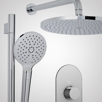 Shower Faucets and Columns