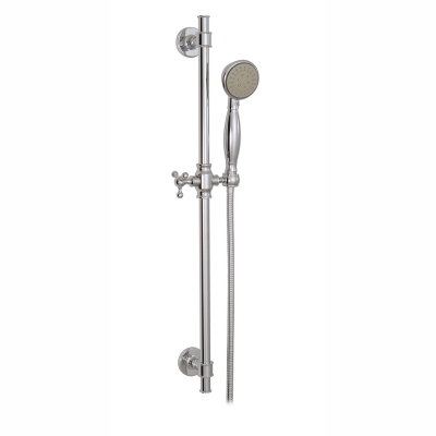 Complete shower rail