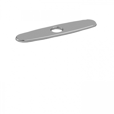"10"" cover plate for kitchen faucet"