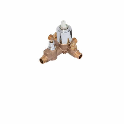 "1/2"" pressure balance valve for shower and bath"