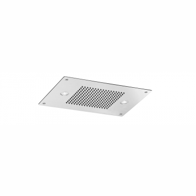"Cura Aquademy 16"" x 10"" recessed rainhead"