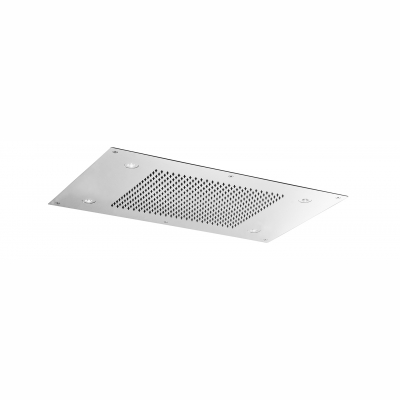 "Cura 27"" x 16"" recessed rainhead"