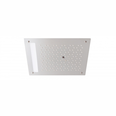 "Cura 12"" x 8"" recessed rainhead"